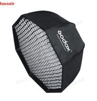 Godox SB UE 120cm 47in Portable Octagonal Umbrella Softbox with Honeycomb Grid for Bowens Mount Studio Flash Softbox CD50