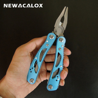 Outdoor Multitool Pliers Folding Hand Multi Tools Mini Pocket Knife Fold Screwdriver Set Repair Survival Pocket