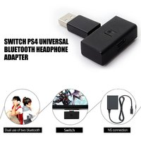Portable Wireless Headset Receiver Bluetooth Dongle audio USB Transmitter for PS4/Switch/PC Host