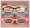 Children Silicone Glasses Optical Frame Ultralight Stretch Hyperopia Amblyopia Myopia Glass Frame Criancas Oculos de silicaD0267