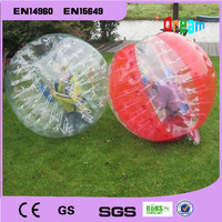 Free Shipping 1.7m PVC Inflatable Bubble Soccer Ball For Outdoor Sport Bubble Football Bumper Ball Bubble Soccer Body Zorb Ball