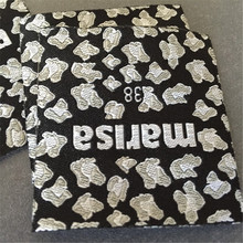garment accessories custom/customized clothing labels, woven label,tags labels,brand name labels for