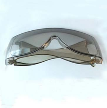 Co2 laser protective goggles O.D 4+ for 10600nm CE certified laser head owx8060 owy8075 onp8170