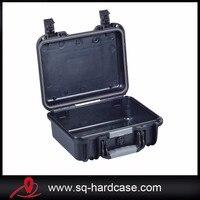 High Impact Plastic Hard Case With Pick Pluck Foam