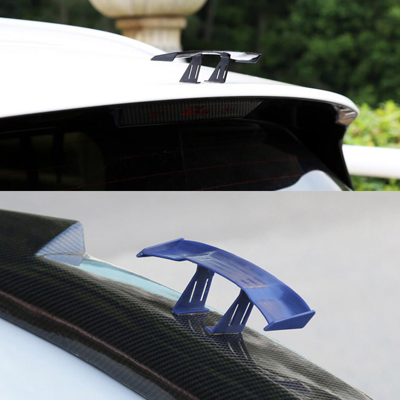 car tail wing spoiler mini auto decoration for mitsubishi. Black Bedroom Furniture Sets. Home Design Ideas