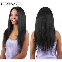 Lace Front 4x4 Lace Closure Brazilian Straight Remy Human Hair Wigs Middle Part With Baby Hair Free Shipping FAVE Hair