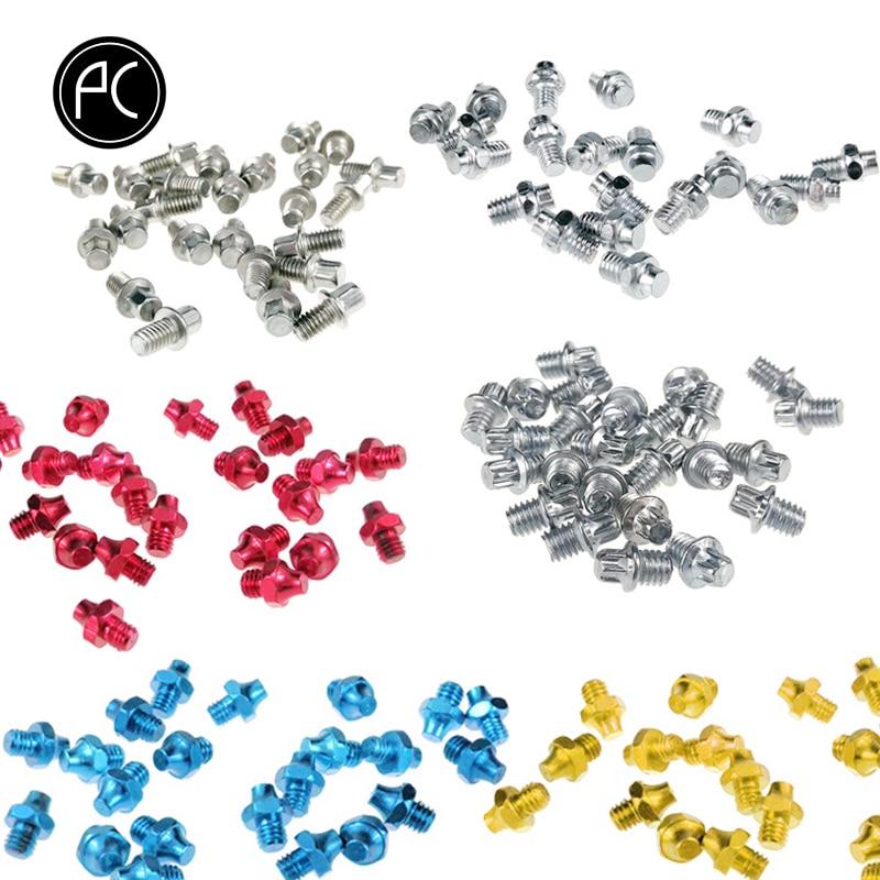 SC pedal 10pc bag Straitline Components Gold replacement pins
