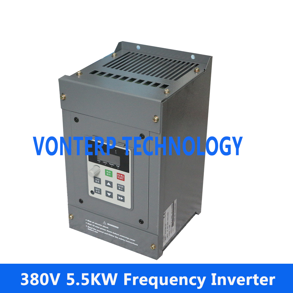 380V  5.5KW  Variable Frequency Drives/AC DRIVES/Frequency invertre/ frequency converter for ac motor speed control  ebm papst drives for parker variable frequency r2e190 af58 13 blower la466711u002