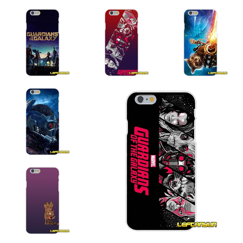 For Samsung Galaxy S3 S4 S5 MINI S6 S7 edge S8 Plus Note 2 3 4 5 guardians of the galaxy 2 Soft Phone Cover Case Silicone