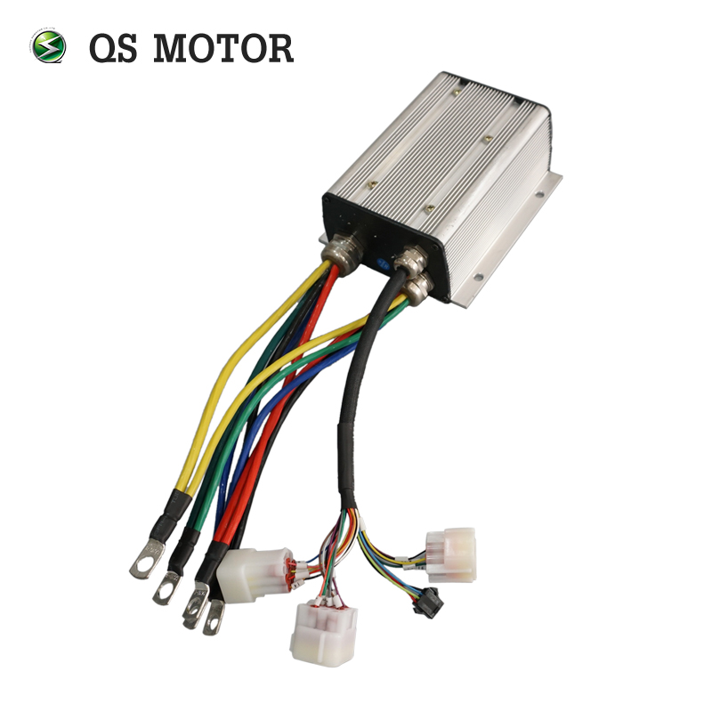 Kelly Controller QSKLS7230S 72V 300A for Electric hub Motor Sinusoidal support bluetooth adjust in Controllers from Automobiles Motorcycles