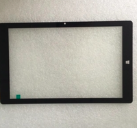 Original New Touch Screen For Prestigio MultiPad 4 Quantum PMT5487 3G Tablet Touch Panel Digitizer Glass