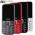 В Наличии! бесплатная доставка FORME K08 dual sim bluetooth telefon фонарик дешевый мобильный телефон оригинальный мобильный телефон разблокирован мобильный телефон