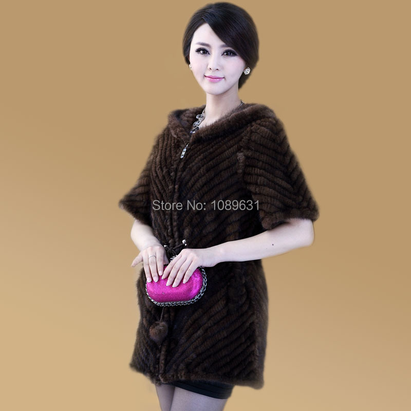 Knitted Mink Coat Promotion-Shop for Promotional Knitted Mink Coat ...