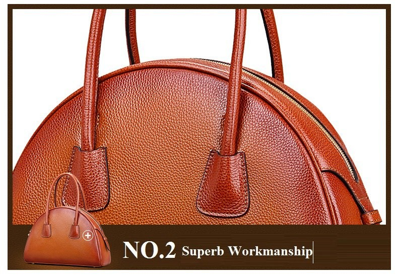 Women Leather Handbags 2016 Vintage Women Purses And Handbags Solid Zipper Shell Bag Women Handbag  Casual Totes Bags Female Bag_330