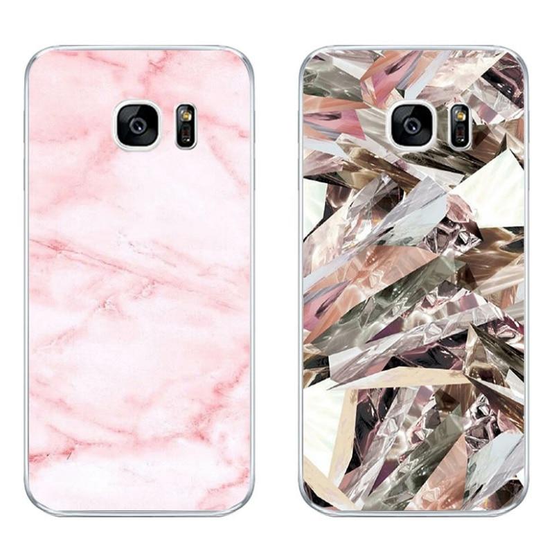 Para Samsung Galaxy J3 J5 J7 2016 Funda de teléfono S4 S6 S7 Edge - Accesorios y repuestos para celulares - foto 1