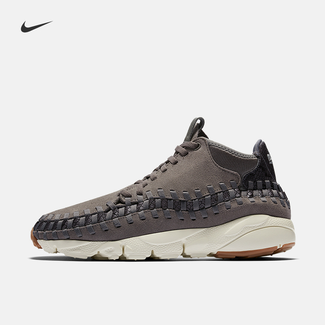 pretty nice 87c95 9f6ab Original New Arrival Authentic Nike AIR FOOTSCAPE WOVEN CHUKKA PRM Mens  Skateboarding Shoes Sneakers Comfortable