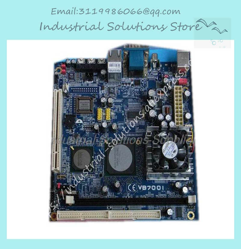 Mini-itx Motherboard Embedded Industrial Motherboard EPIA-VB7001 Av-out 100% tested perfect quality VB7001 mini itx mini motherboard embedded motherboard micro atx mainboard xcy l 19x amd hudson d1 chipset