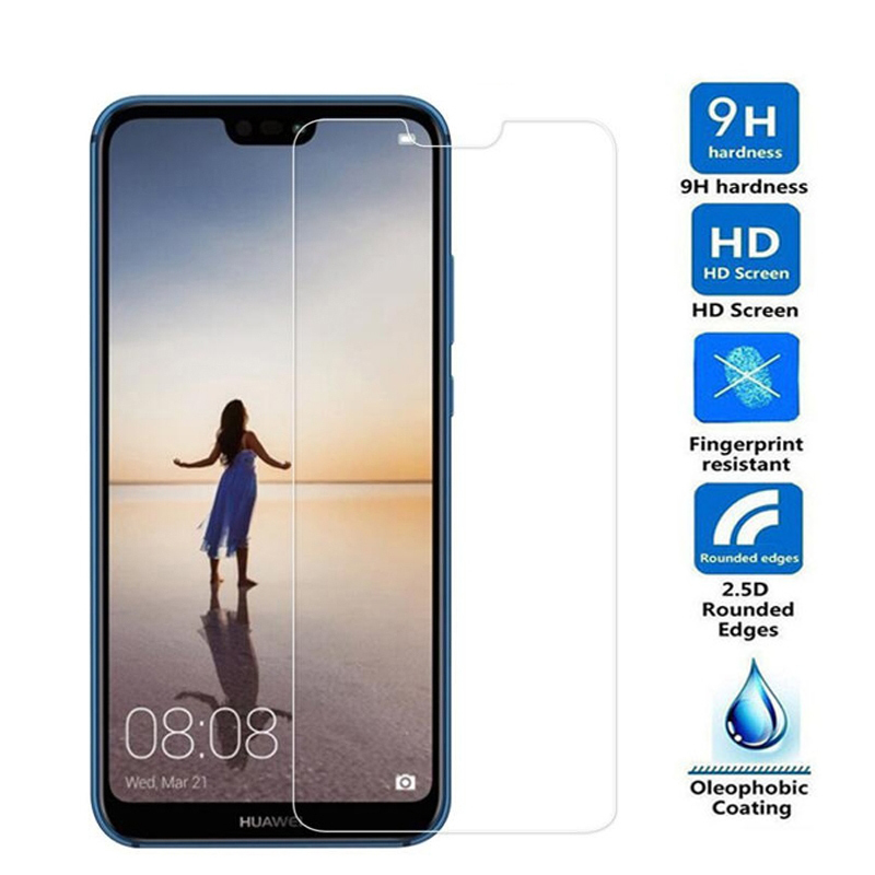 0 3mm 9H Premium Tempered Glass For Huawei P8 lite2017 P9 P10 P10lite Screen Protector For Huawei P20 Lite Pro Film for honor6X in Phone Screen Protectors from Cellphones Telecommunications