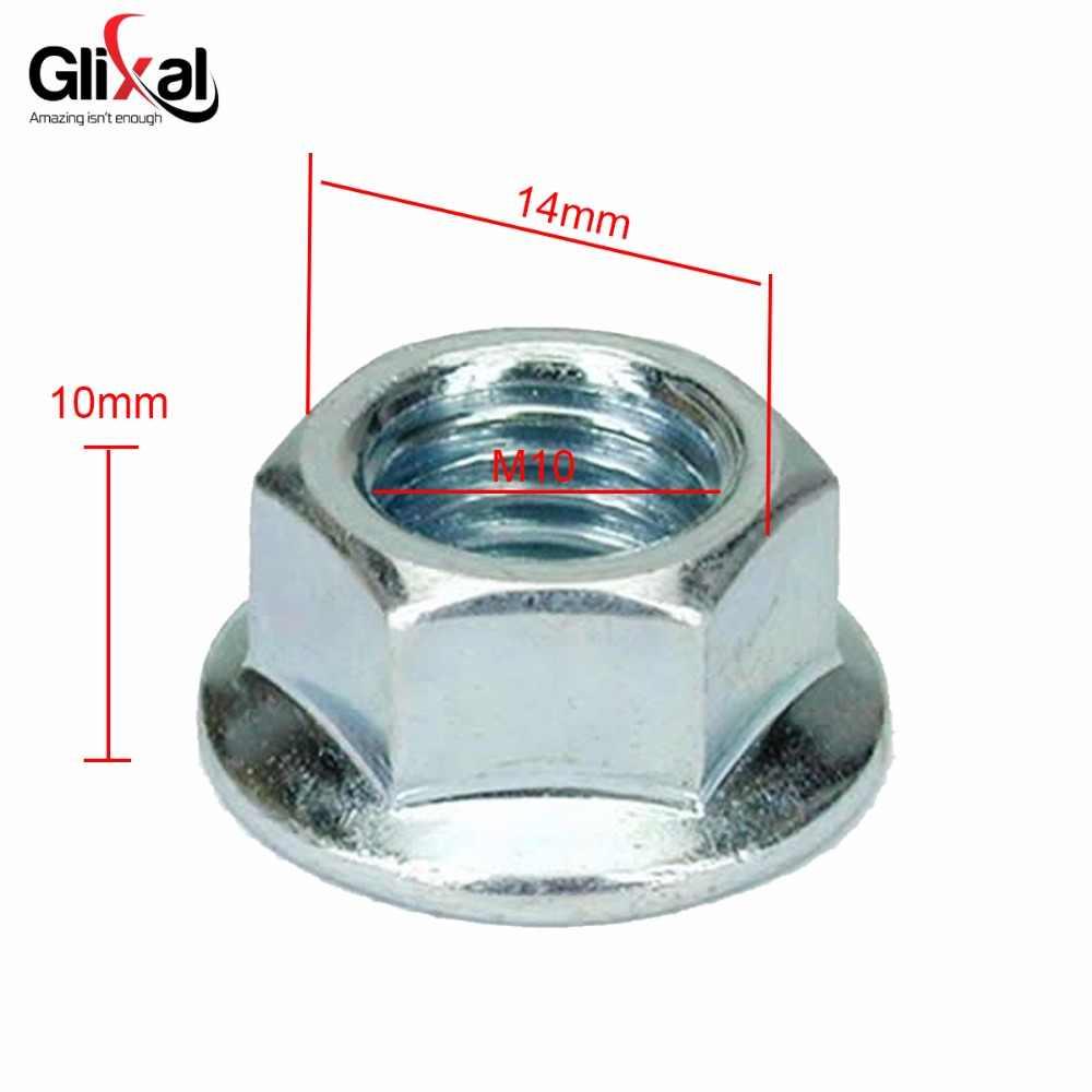 Detail Feedback Questions about Glixal GY6 49cc 50cc Rear Clutch Nut