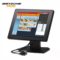 ISSYZONEPOS IZP022 121 All in One POS Touch Screen Pos System Android 4.4 Tablet Cash Register Machines Support Wifi Bluetooth