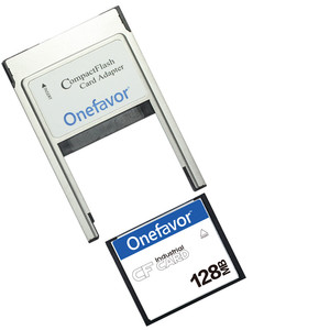 Image 3 - Small Capacity!!! 32MB 64MB 128MB 256MB 512MB Compact Flash Card Industrial CF Memory card With PCMCIA adapter Type II & Type I