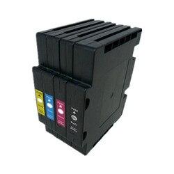 HOT Deal 1 zestaw GC41 GC 41 atrament sublimacyjny kaseta z tonerem do ricoh IPSIO SG 3100 2100 2010L 3110 7100 sg3110dnw sg3100dn sg2100n