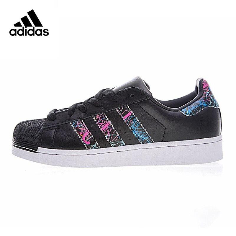 Adidas Superstar Men' Skateboarding Shoes Black