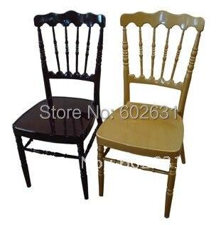Mobilya'ten Otel sandalyeleri'de Toptan Alüminyum chateau sandalye LUYISI800B title=