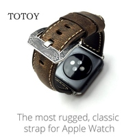 42MM Apple Watch Band Genuine Leather Watchbands Smart Watchband Classical Series For Apple Watch