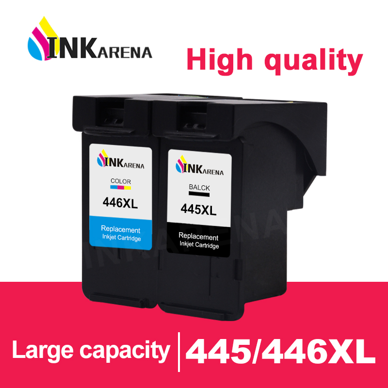 PG 445 XL CL 446 XL Black Color Ink for CANON PG 445 CL 446 IP2840