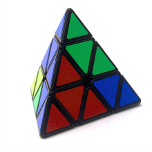 Qiyi Cube Mofangge 3x3x3 Pyramid Magic Professional Cubes Puzzles Speed Cubo Colorful Educational Toys For Children