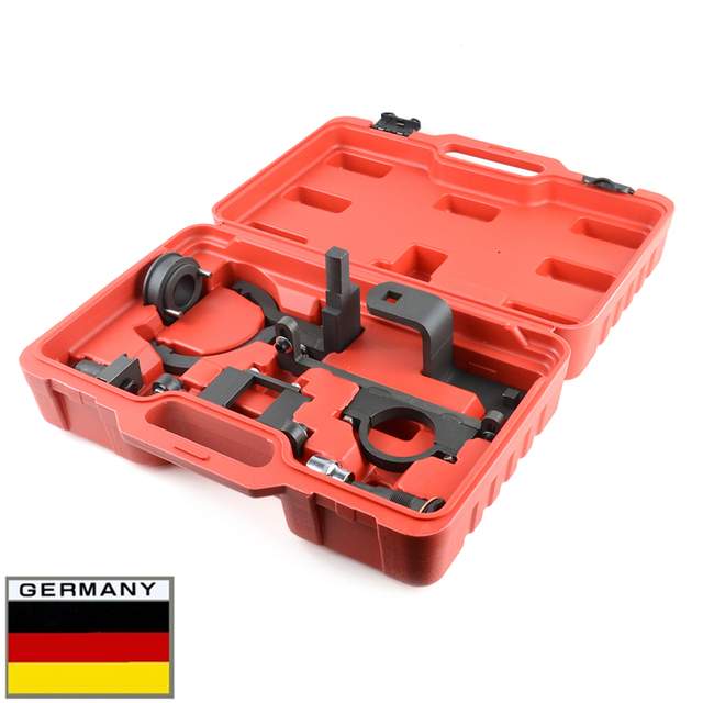 AP03 Car Engine Timing Tool Kit Chain Camshaft Locking Tool Kit for Ford Explorer Mustang Ranger FOR Mazda B4000 4.0L 1