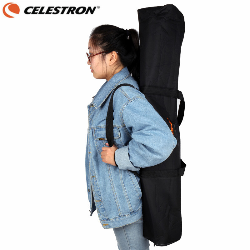 New Telescope Carrying Protector Soft Tripod Shoulder Bag Backpack for Celestron AstroMaster 80EQ 70EQ 70AZ Bosma 70/900 80EQ телескоп celestron astromaster lt 70 az