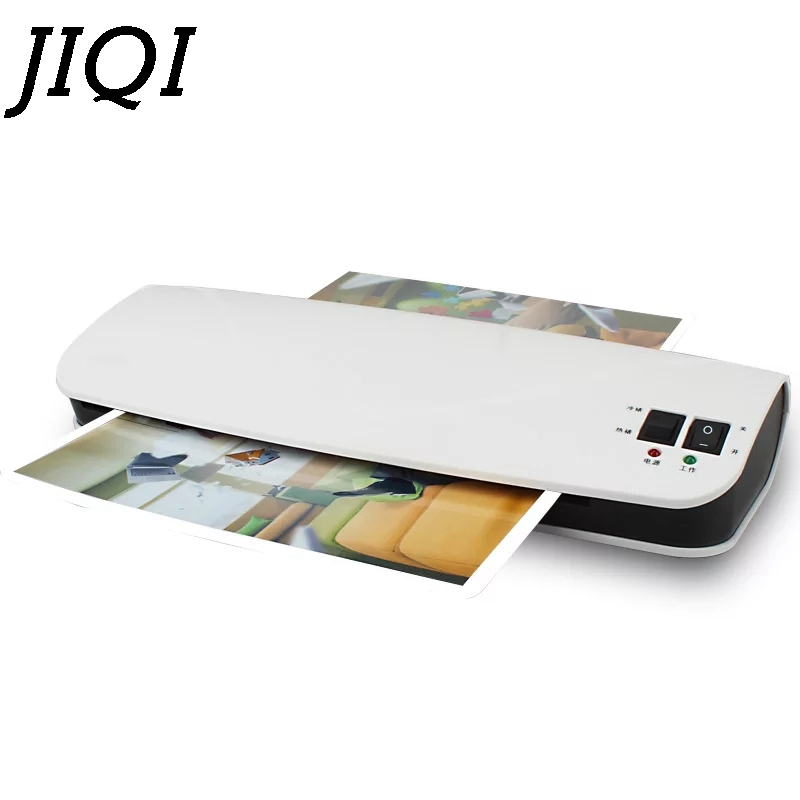 MINI Film Document Thermal Hot&Cold Laminating Machine A4 Photo Laminator Blister Packaging Plastic Film Roll Painting Sealer EU cewaal new design a4 photo laminator document hot