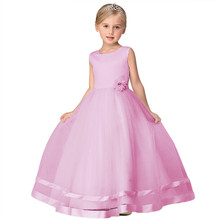 Elegant Girl Long Evening Dress Wedding