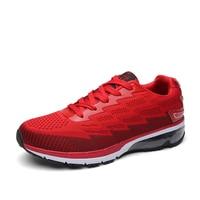 2017 Spring Summer Best Selling Men Running Shoes Air Sport Shoe Mesh Breathable Walking Training Shoe