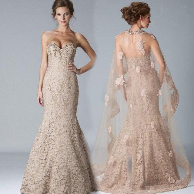 Mutter Der Braut bräutigams Kleider formal wear outfits Mit schal ...