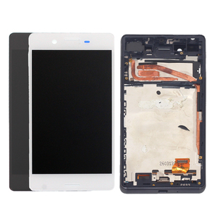 Image 2 - For Sony Xperia XP F8131 F8132 LCD Monitor Accessories + Frame for Sony Xperia X High Performance LCD Display Digitizer Kit