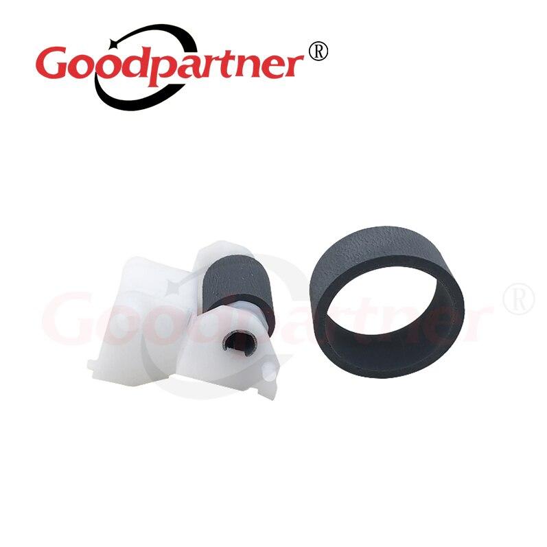 1SET Paper Feed SEPARATION ROLLER Pickup Roller For Epson R250 R270 R280 R290 R330 R390 T50 A50 RX610 RX590 L801 L800 L805 P50