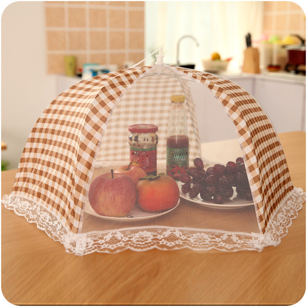 Latest Kitchen Accessories: 2017 New Practical Kitchen Accessories Folded Food Cover