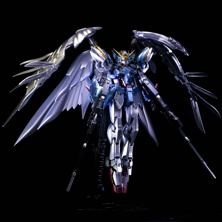 how tall is wing zero