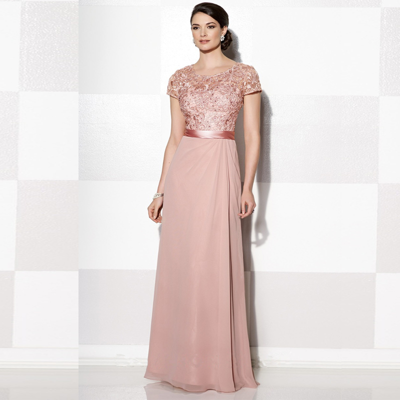 ed47a41f52d top 10 most popular floor length chiffon mother of the bride gowns ...