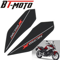 NC750 Protector Anti slip Tank Pad Sticker Gas Knee Grip Traction Side 3M Decal FOR HONDA NC700 NC750X 2014 2019 2018 2017 2016