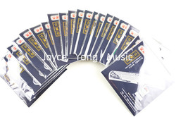 Alice AT81 Gu Zheng Kecapi Sitar Koto Steel Nylon Strings Cina 1st-21st Strings Set Gratis Pengiriman