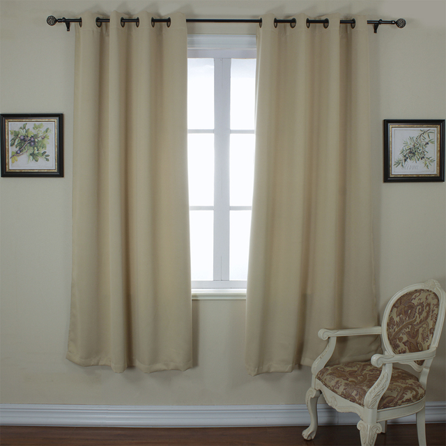 Curtains Ideas buy insulated curtains : Aliexpress.com : Buy One Panel Tube Curtains Modern Blackout Solid ...