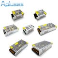 Power Supply 1A 2A 3A 6A 10A 15A 20A DC12V Switch Lighting Transformers LED Driver For 3528 5050 RGB Power Adapter High Quality