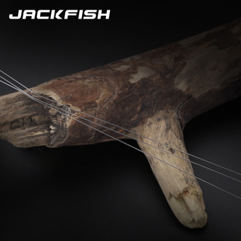 Best No1 JACKFISH 500M Fluorocarbon fishing line Fishing Lines e97de37ac7bb1b9210bc97: 0.165MM---5LB|0.203MM---6.49LB|0.234MM---9.48LB|0.26MM---12.28LB|0.286MM---13.95LB|0.331MM---18.39LB|0.37MM---22.75LB|0.405MM---29.48LB