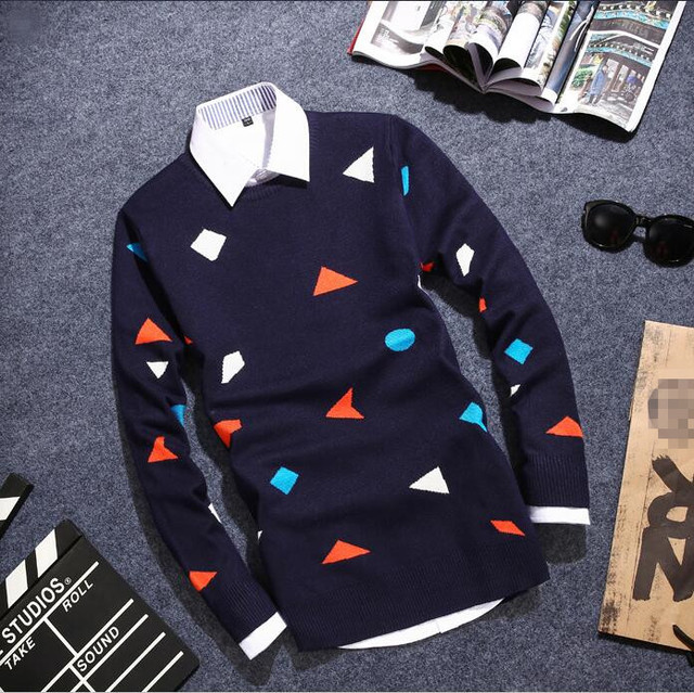 Cheap wholesale 2017 spring autumn winter new Sets hot style men s fashion  casual cool sweaters c7b757844
