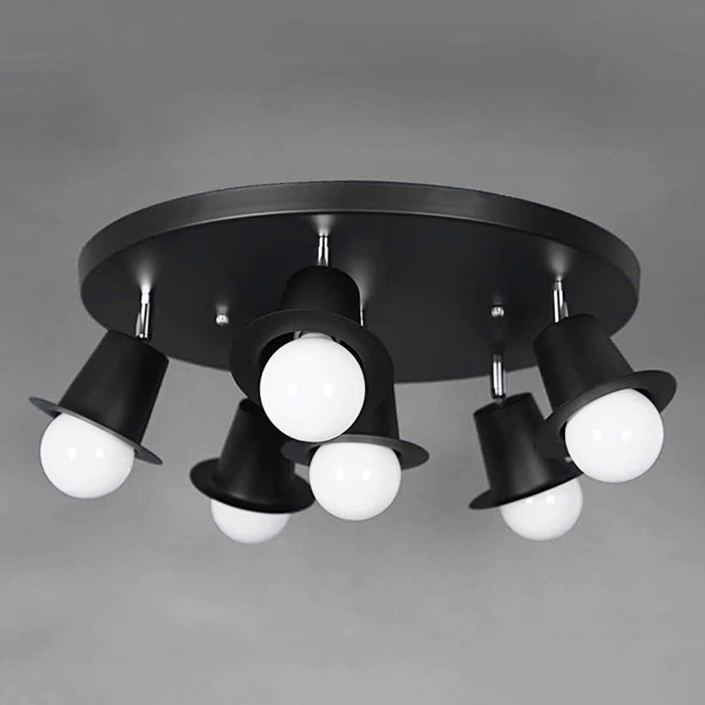 ФОТО Fashion Modern Creative Celling Light Home Decoration Lamps for bedroom/living Room Ceiling Lights