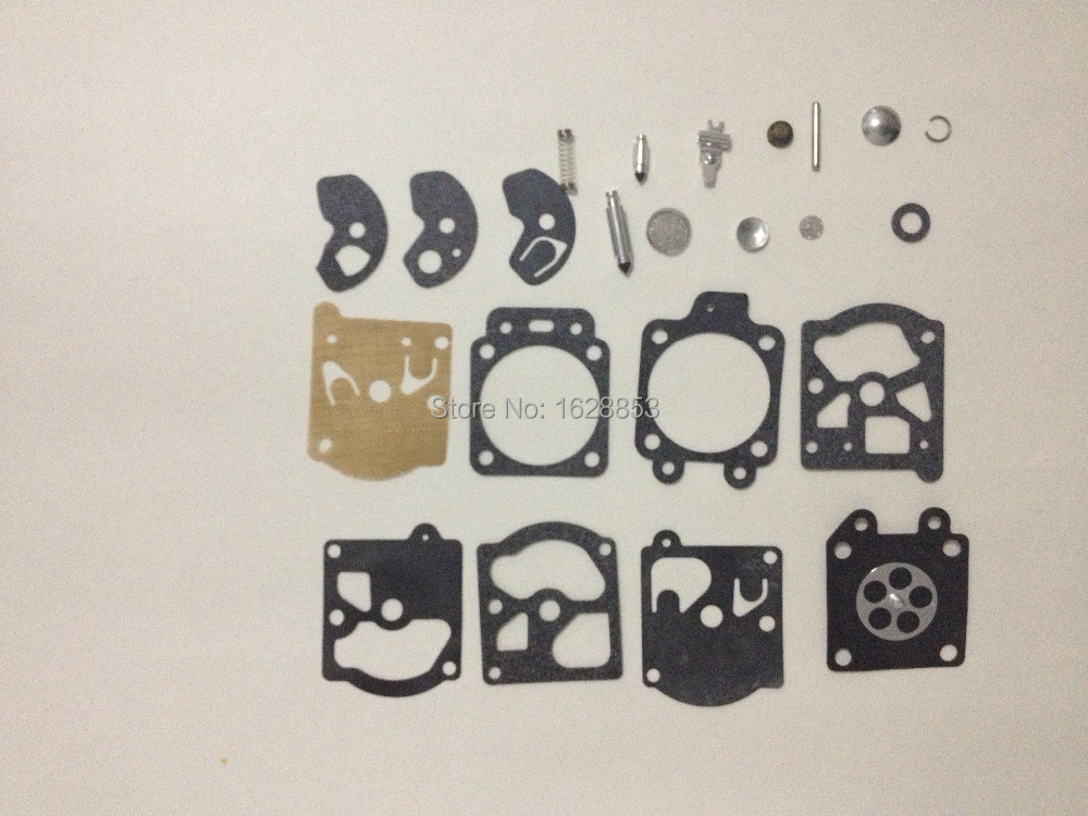 OEM WALBRO CARB GASKET DIAPHRAGM KIT  WA WT CARBURETORS D10-WAT